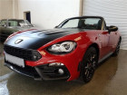 Abarth 124 SPIDER 1.4 Turbo MultiAir 170 Rouge à Beaupuy 31