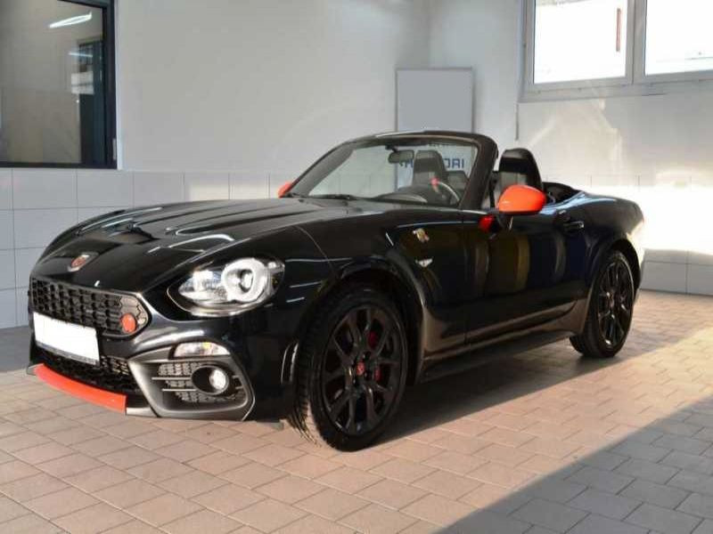Abarth 124 SPIDER 1.4 Turbo MultiAir 170  occasion à Beaupuy