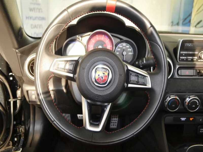 Abarth 124 SPIDER 1.4 Turbo MultiAir 170  occasion à Beaupuy - photo n°7