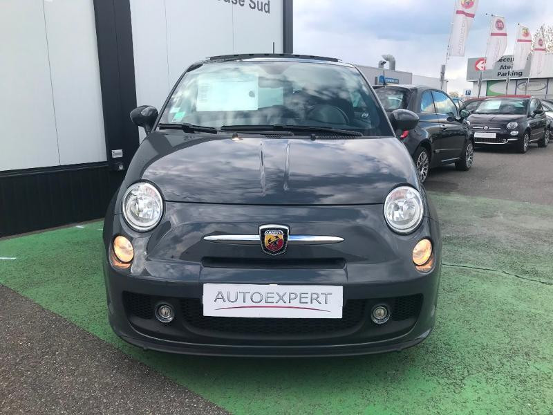 Abarth 500 1.4 Turbo T-Jet 140ch 595 Gris occasion à Toulouse - photo n°17
