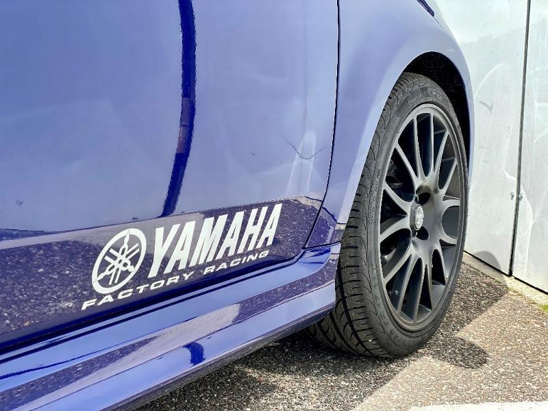 Abarth 500 1.4 Turbo T-Jet 165ch 595 Monster Energy Yamaha Bleu occasion à Mérignac - photo n°6
