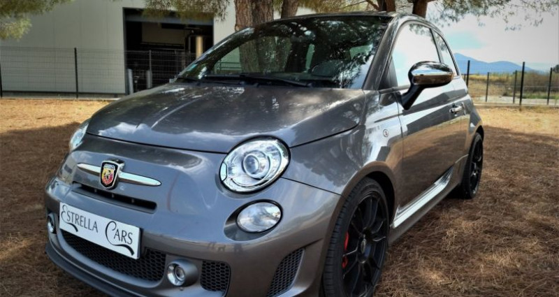 Abarth 500 1.4 Turbo T-Jet 165ch 595 + OPTIONS  occasion à SAINT-ANDRE