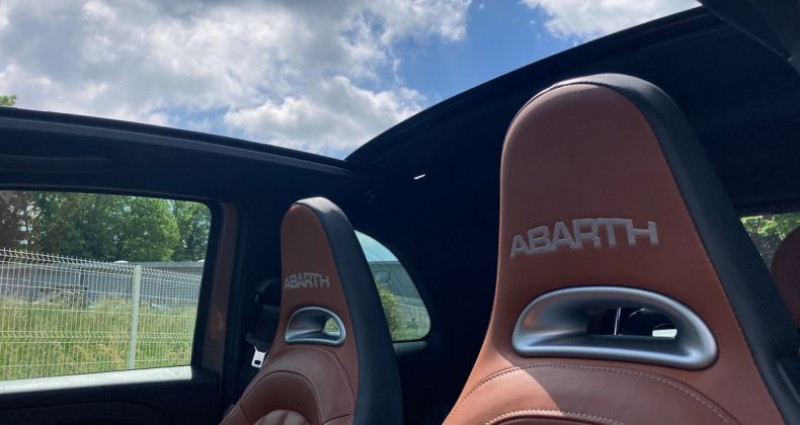 Abarth 500 c 595 4 turbo t jet 165ch cabri  occasion à Berck - photo n°2