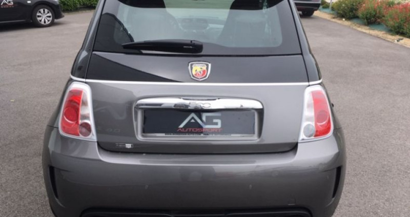 Abarth 500 C II  occasion à CRAC'H - photo n°4