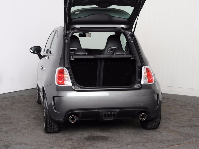 Abarth 595 1.4 T-Jet 140 Gris occasion à Beaupuy - photo n°5