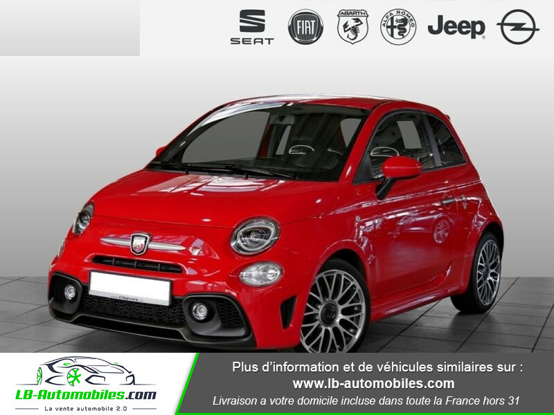 Abarth 595 1.4 Turbo T-Jet 145 ch Rouge occasion à Beaupuy