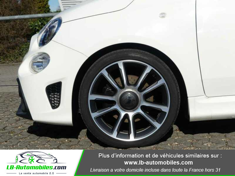 Abarth 595 1.4 Turbo T-Jet 165 ch Blanc occasion à Beaupuy - photo n°11