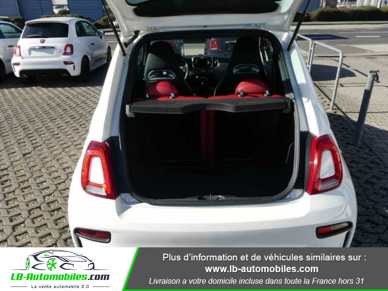 Abarth 595 1.4 Turbo T-Jet 165 ch Blanc occasion à Beaupuy - photo n°12