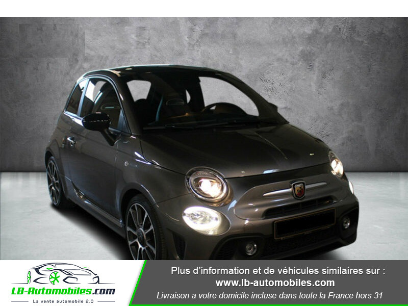 Abarth 595 1.4 Turbo T-Jet 165 ch Gris occasion à Beaupuy