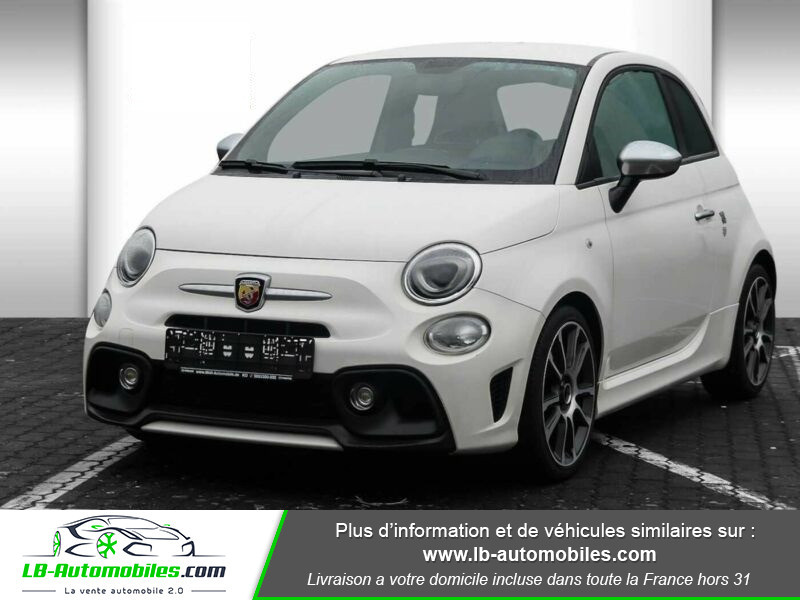 Abarth 595 1.4 Turbo T-Jet 165 ch Blanc occasion à Beaupuy