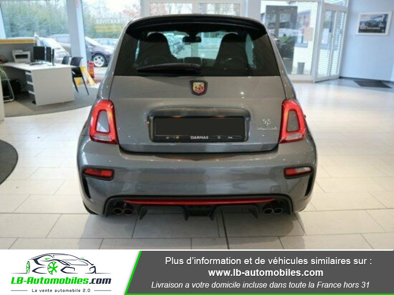 Abarth 595 1.4 Turbo T-Jet 180 ch Gris occasion à Beaupuy - photo n°13