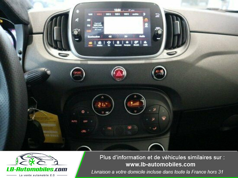 Abarth 595 1.4 Turbo T-Jet 180 ch Gris occasion à Beaupuy - photo n°6