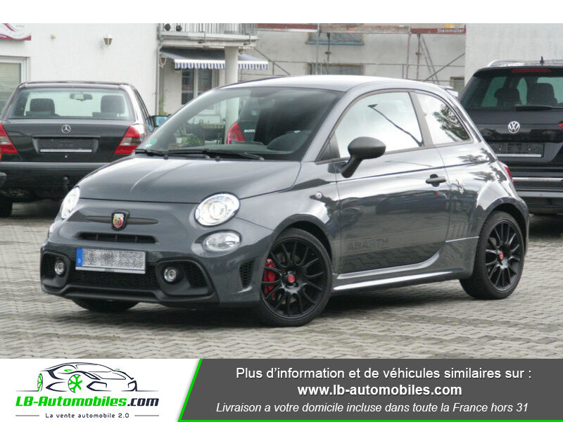 Abarth 595 1.4 Turbo T-Jet 180 ch Gris occasion à Beaupuy