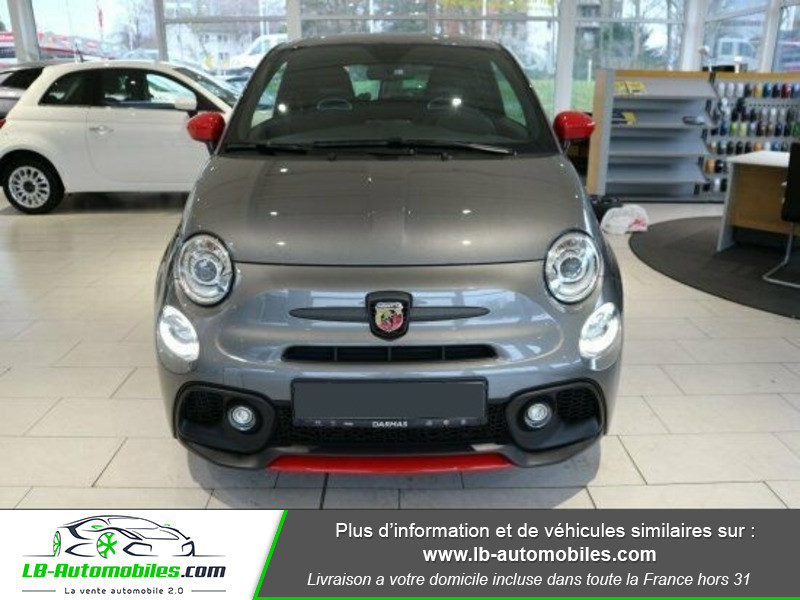 Abarth 595 1.4 Turbo T-Jet 180 ch Gris occasion à Beaupuy - photo n°9
