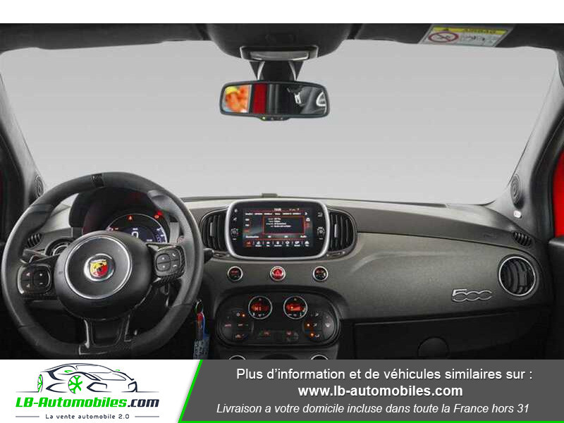 Abarth 595 1.4 Turbo T-Jet 180 ch  occasion à Beaupuy - photo n°2