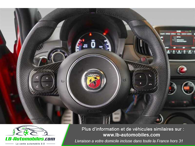 Abarth 595 1.4 Turbo T-Jet 180 ch  occasion à Beaupuy - photo n°8