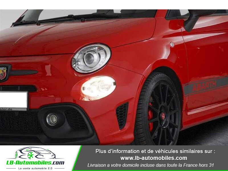 Abarth 595 1.4 Turbo T-Jet 180 ch  occasion à Beaupuy - photo n°14