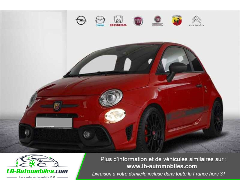 Abarth 595 1.4 Turbo T-Jet 180 ch  occasion à Beaupuy