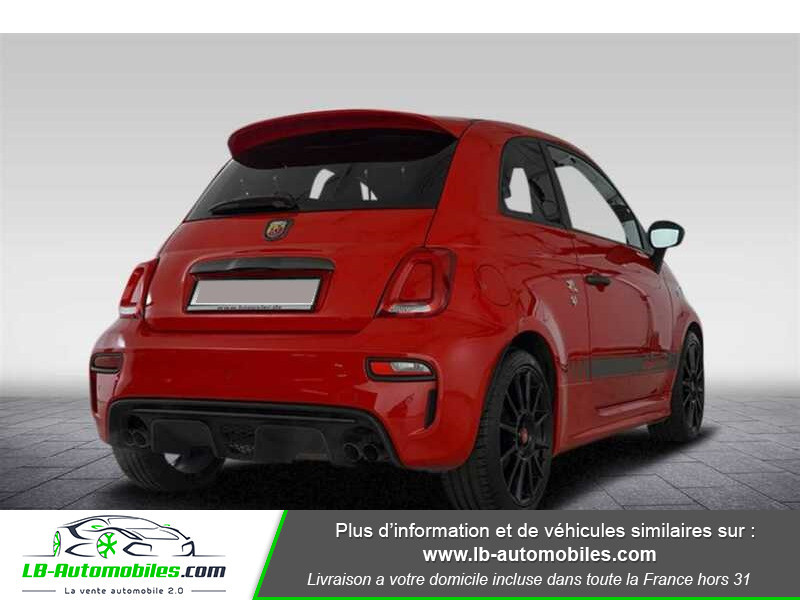 Abarth 595 1.4 Turbo T-Jet 180 ch  occasion à Beaupuy - photo n°3