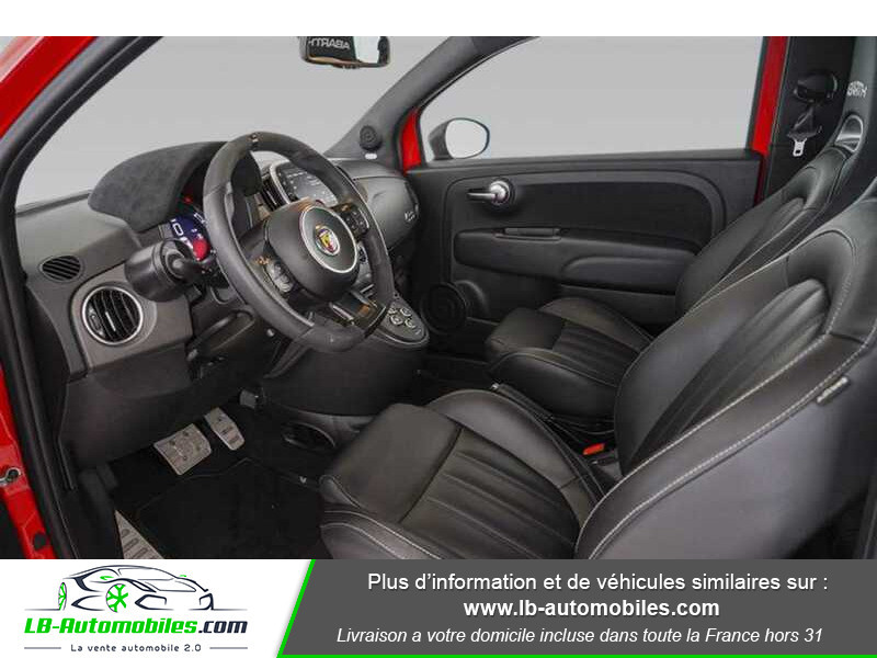 Abarth 595 1.4 Turbo T-Jet 180 ch  occasion à Beaupuy - photo n°6