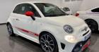 Abarth 595 II (2) 1.4 TURBO 16V T-JET 165 TURISMO Blanc 2017 - annonce de voiture en vente sur Auto Sélection.com