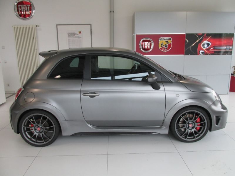 Abarth 695 Biposto Gris occasion à Beaupuy - photo n°7