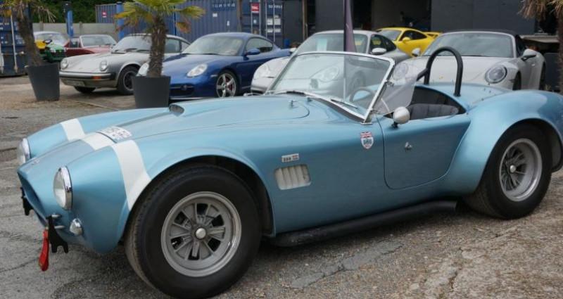 Ac Cobra AC CONTINUATION Bleu occasion à Charpont - photo n°4
