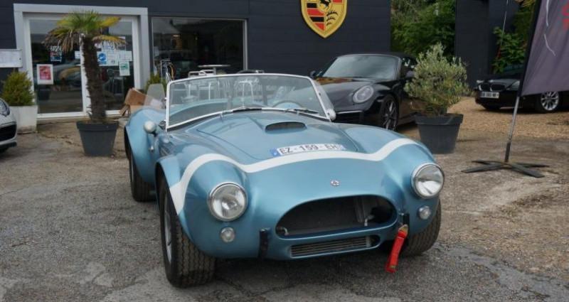 Ac Cobra AC CONTINUATION Bleu occasion à Charpont