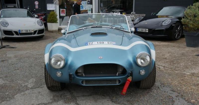 Ac Cobra AC CONTINUATION Bleu occasion à Charpont - photo n°2