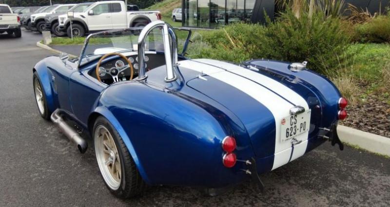 Ac Cobra FACTORY FIVE 302 INJ Bleu occasion à Le Coudray-montceaux - photo n°7