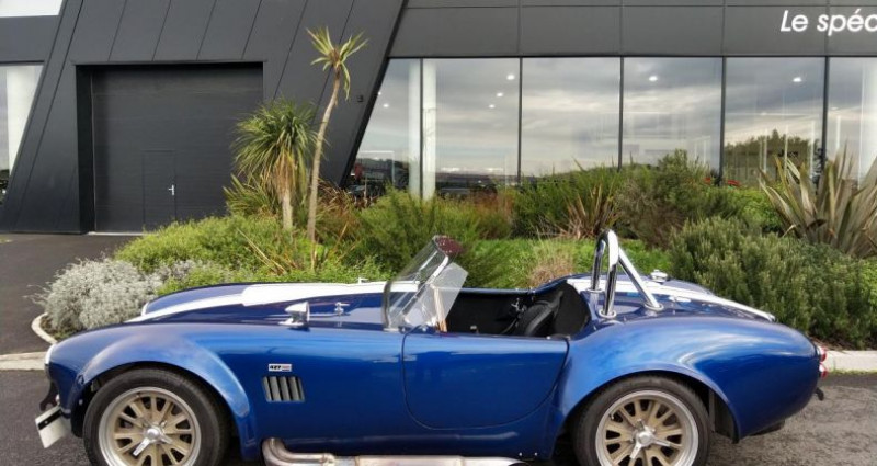 Ac Cobra FACTORY FIVE 302 INJ Bleu occasion à Le Coudray-montceaux - photo n°5