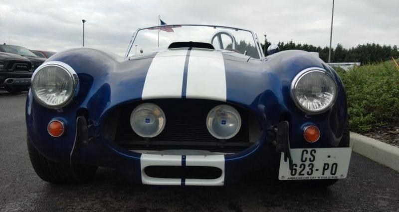 Ac Cobra FACTORY FIVE 302 INJ Bleu occasion à Le Coudray-montceaux - photo n°3