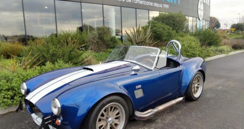 Ac Cobra FACTORY FIVE 302 INJ Bleu occasion à Le Coudray-montceaux