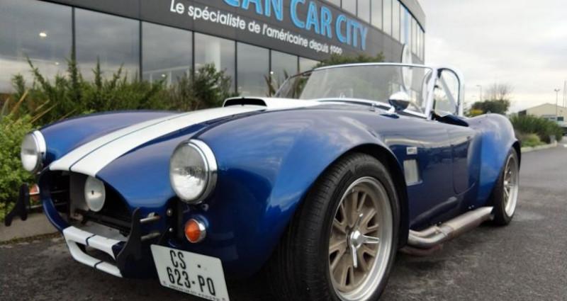 Ac Cobra FACTORY FIVE 302 INJ Bleu occasion à Le Coudray-montceaux - photo n°2
