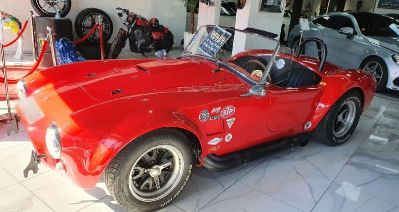 Ac Cobra Pilgrim V8 Ford 5.7l 400Ch Rouge occasion à AGDE