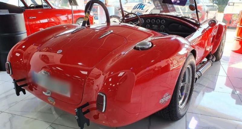 Ac Cobra Pilgrim V8 Ford 5.7l 400Ch Rouge occasion à AGDE - photo n°2