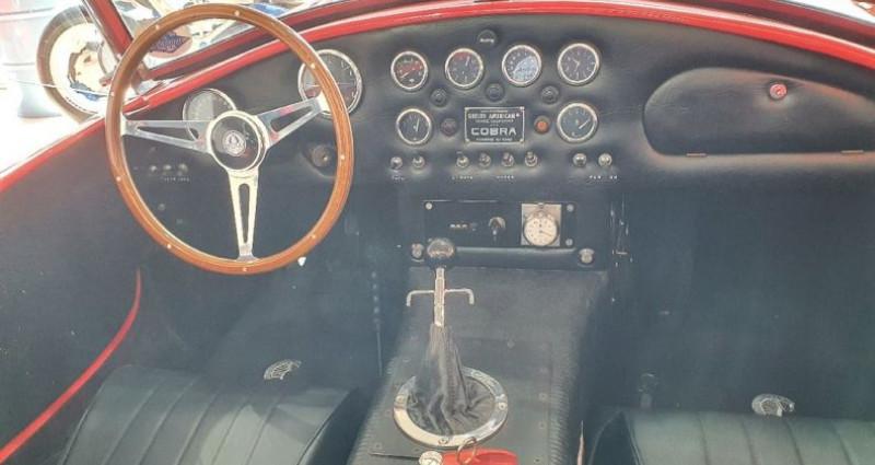 Ac Cobra Pilgrim V8 Ford 5.7l 400Ch Rouge occasion à AGDE - photo n°4