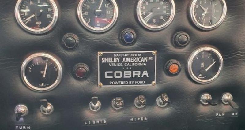 Ac Cobra Pilgrim V8 Ford 5.7l 400Ch Rouge occasion à AGDE - photo n°5