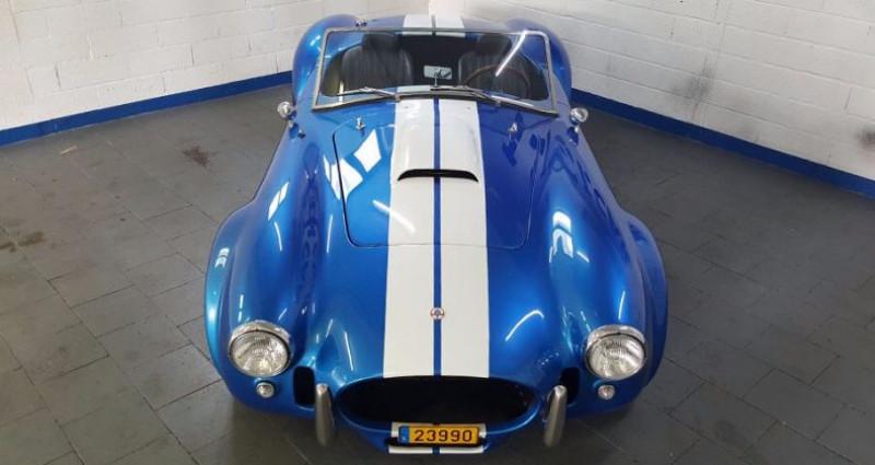 Ac Cobra Replica 289 V8 Ford *MOTOR NEU* Bleu occasion à Hesperange - photo n°4