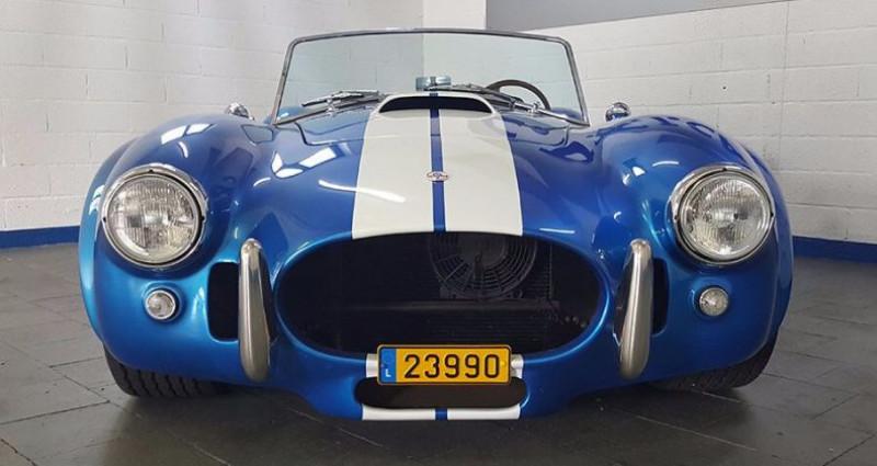 Ac Cobra Replica 289 V8 Ford *MOTOR NEU* Bleu occasion à Hesperange - photo n°5