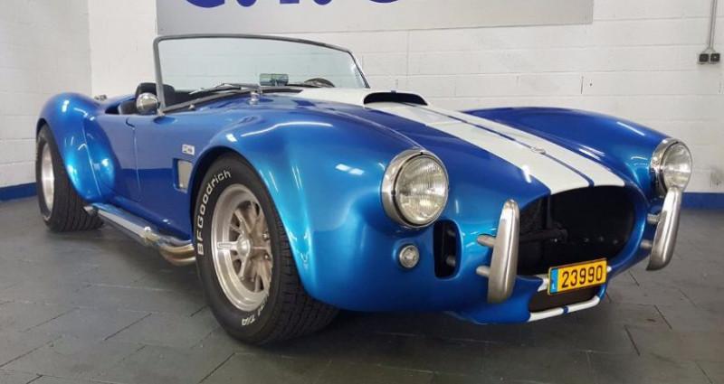Ac Cobra Replica 289 V8 Ford *MOTOR NEU* Bleu occasion à Hesperange - photo n°2