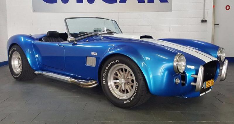Ac Cobra Replica 289 V8 Ford *MOTOR NEU* Bleu occasion à Hesperange