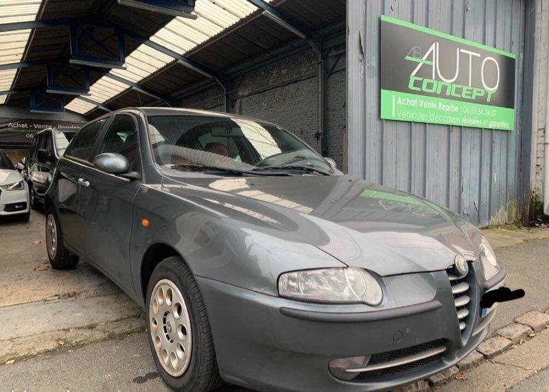 Alfa romeo 147 1.9 JTD  occasion à Harnes