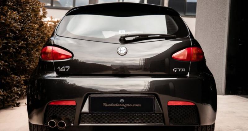 Alfa romeo 147 GTA Noir occasion à Reggio Emilia - photo n°7