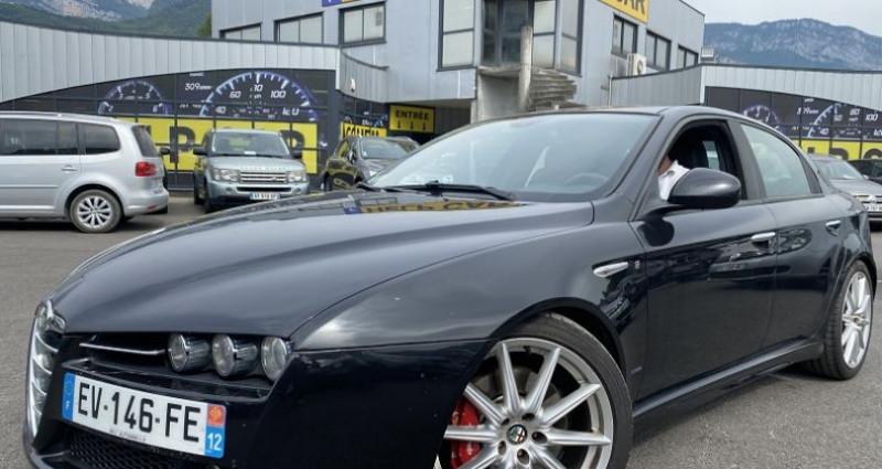 Alfa romeo 159 1.9 JTD150 16V TI QTRONIC Noir occasion à VOREPPE