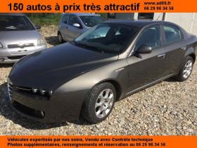 Alfa romeo 159 Bronze, garage VOITURE PAS CHERE RHONE ALPES à Saint-Bonnet-de-Mure