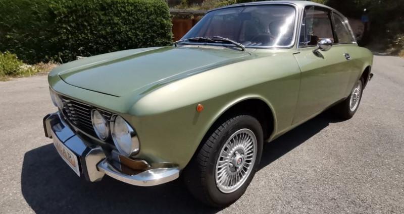 Alfa romeo 2000 Alfa Romeo gtv 2000 coupé Bertone Vert occasion à ANTIBES - photo n°4