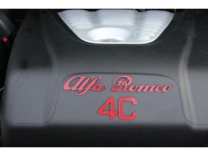 Alfa romeo 4C 1750 TBI Blanc occasion à Beaupuy - photo n°7