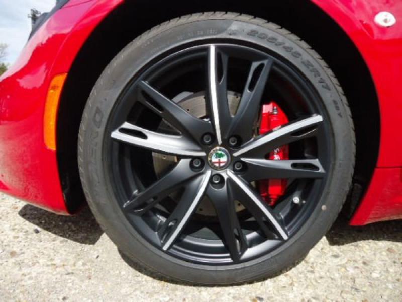 Alfa romeo 4C 1750 TBI Rouge occasion à Beaupuy - photo n°8