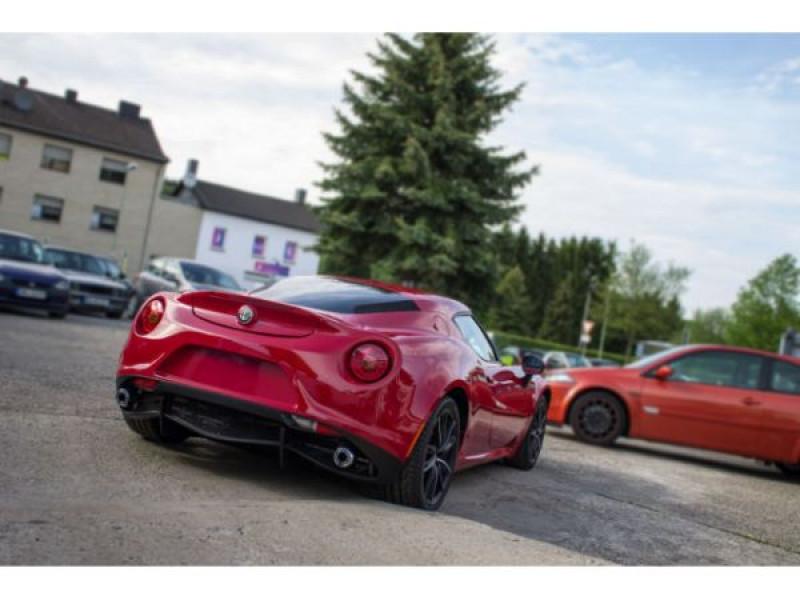 Alfa romeo 4C 1750 TBI Rouge occasion à Beaupuy - photo n°2